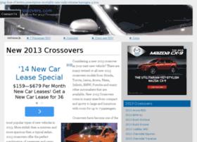 2013crossovers.com