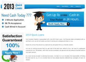 2013quickloans.co.uk