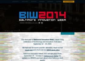 2014.baltimoreinnovationweek.com