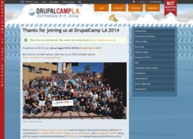 2014.drupalcampla.com