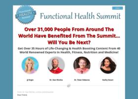 2014.functionalhealthsummit.com