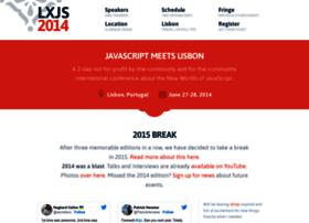2014.lxjs.org