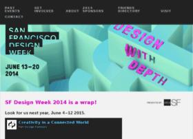 2014.sfdesignweek.org