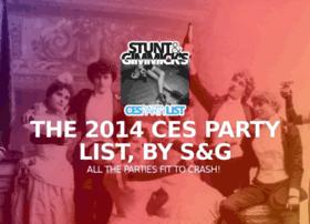 2014cespartylist.stuntandgimmicks.com