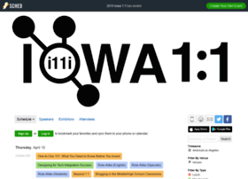 2014iowa11.sched.org