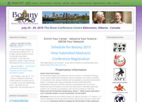 2015.botanyconference.org