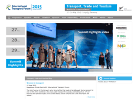 2015.internationaltransportforum.org