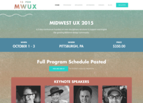 2015.midwestuxconference.com