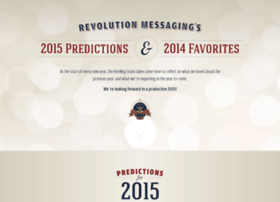 2015.revolutionmessaging.com