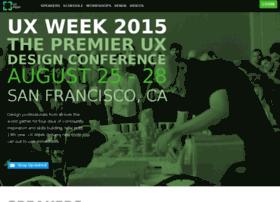 2015.uxweek.com