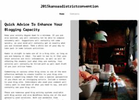 2015kansasdistrictconvention.yolasite.com