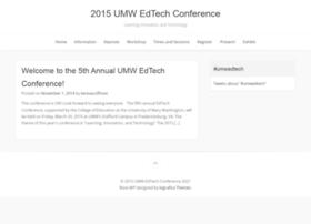 2015umwedtechconference.umwblogs.org