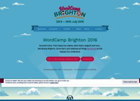 2016.brighton.wordcamp.org