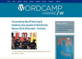 2016.harare.wordcamp.org