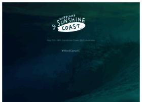 2016.sunshinecoast.wordcamp.org