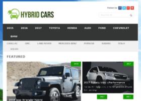 2016hybridcars.com