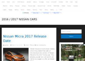 2016nissancars.com