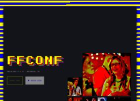 2017.ffconf.org