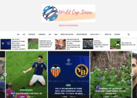 2018worldcupsoccer.com