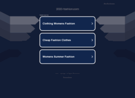 2020-fashion.com