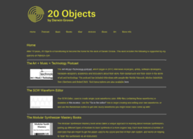 20objects.com
