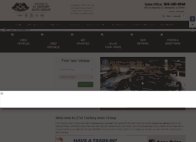21centuryautogroup.com