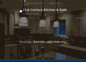 21centurycabinetry.com