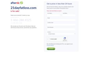 21dayfatloss.com