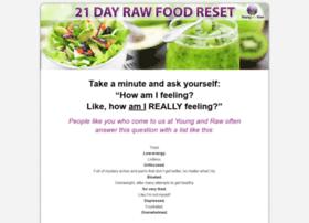 21dayrawfoodreset.com