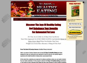 21daystohealthyeating.com