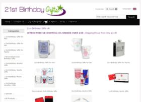 21stbirthdaygiftsuk.co.uk