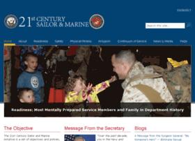 21stcentury.navy.mil