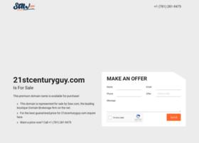 21stcenturyguy.com