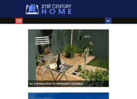 21stcenturyhome.com