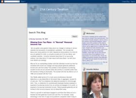 21stcenturytaxation.blogspot.com