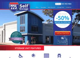 225selfstorage.com