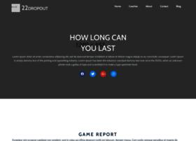 22dropout.com
