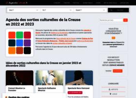 23.agendaculturel.fr