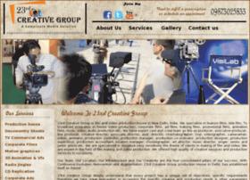 23rdcreativegroup.in