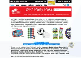 24-7partypaks.com.au