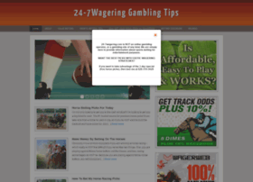 24-7wagering.com