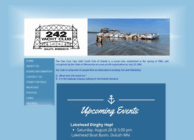 242yachtclub.com