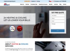 24heatingcooling.com