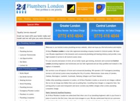 24hour-plumberslondon.co.uk