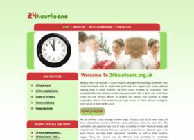 24hourloans.org.uk