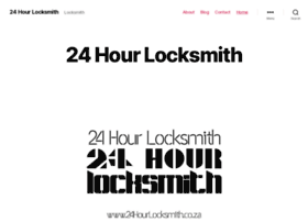 24hourlocksmith.co.za