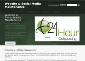24houroutsourcing.com