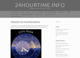 24hourtime.info