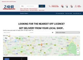 24hrofflicence.co.uk