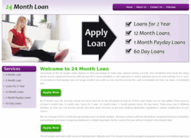 24monthloan.co.uk